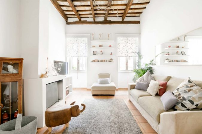 Beautiful Airbnb in Rome, Italy