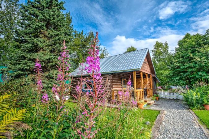 Beautiful Airbnb in Alaska, USA
