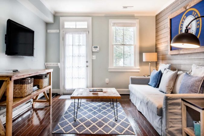 Beautiful Airbnb in Annapolis, Maryland, USA