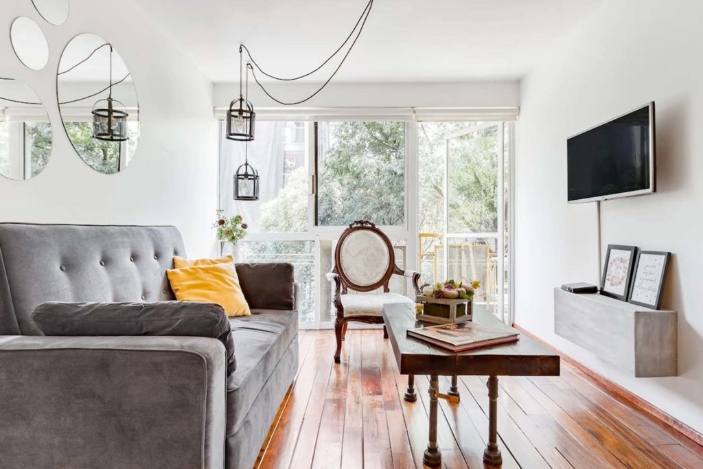 Beautiful Airbnb in Mexico City, Mexico