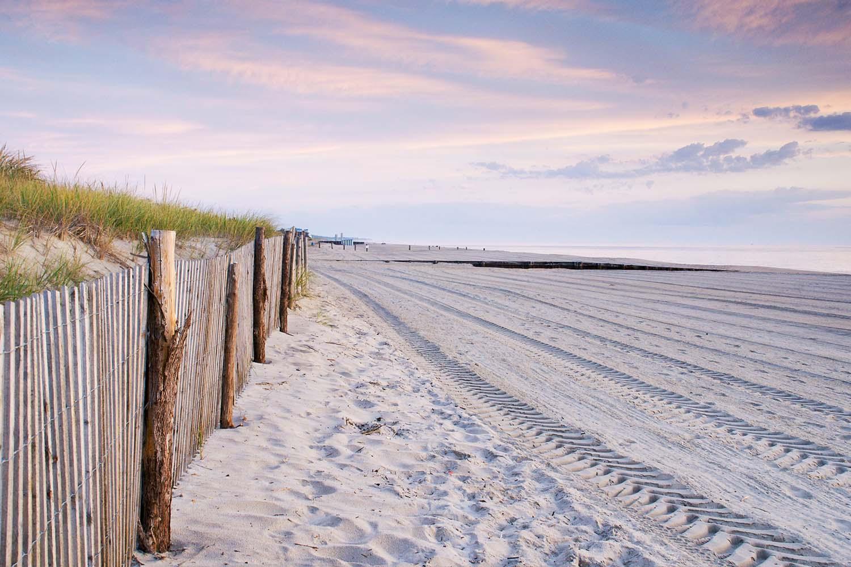 Last Light on Rehoboth Beach, Delaware