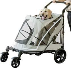 Pet Gear No-Zip Expedition Pet Stroller