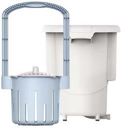 Lavario Manual Non-Electric Portable Washing Machine