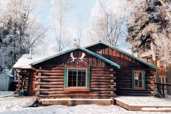 Beautiful Airbnb in Anchorage, Alaska