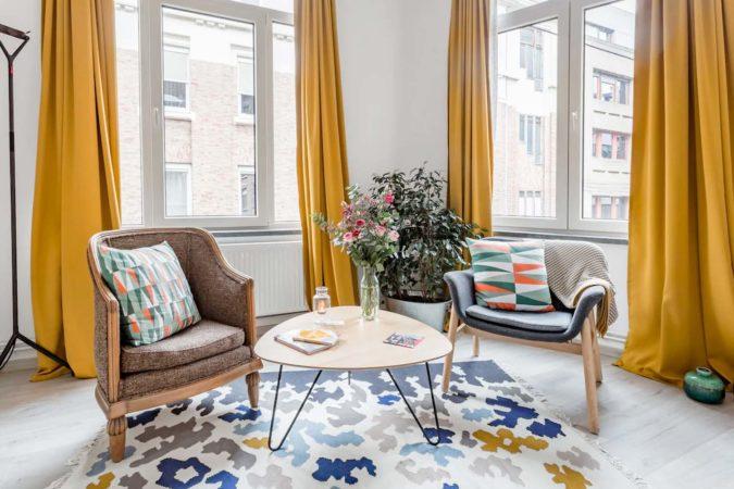 Beautiful Airbnb in Brussels, Belgium