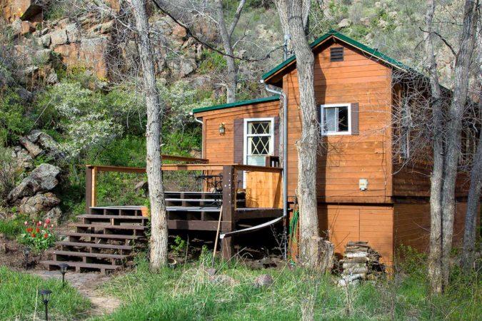 Beautiful Cabin Rental in Colorado, USA