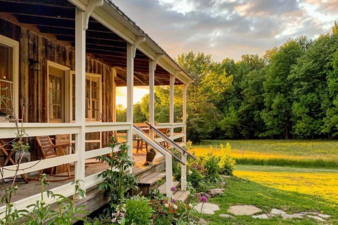 Beautiful cabin rental in Vermont, USA