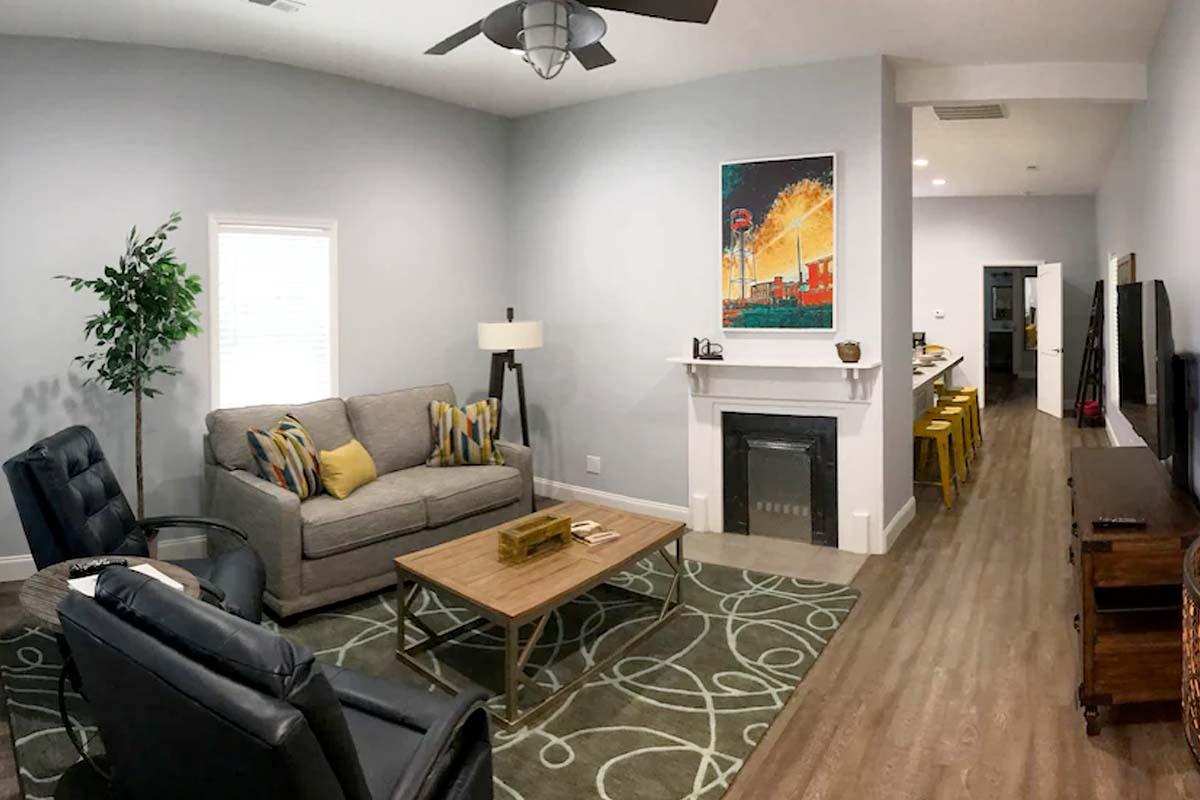 Beautiful Airbnb in Huntsville, Alabama, USA