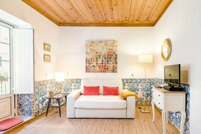 Beautiful Airbnb in Lisbon, Portugal