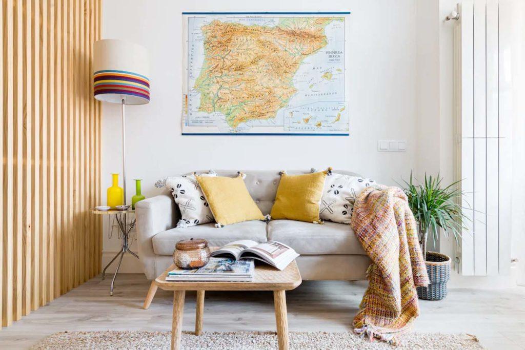 Beautiful Airbnb in Madrid, Spain