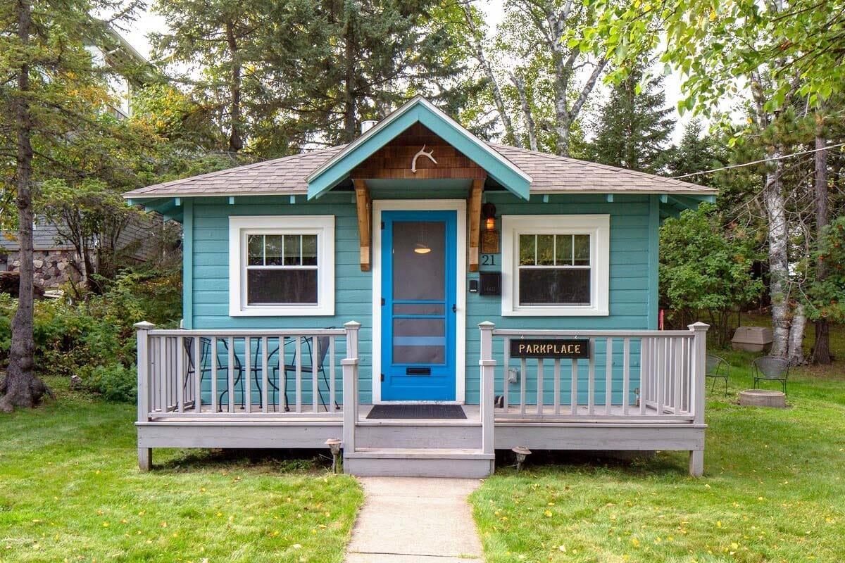 Beautiful Airbnb in Minnesota, USA