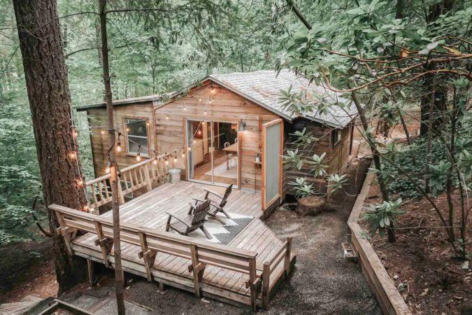 Beautiful Cabin Rental in California, USA