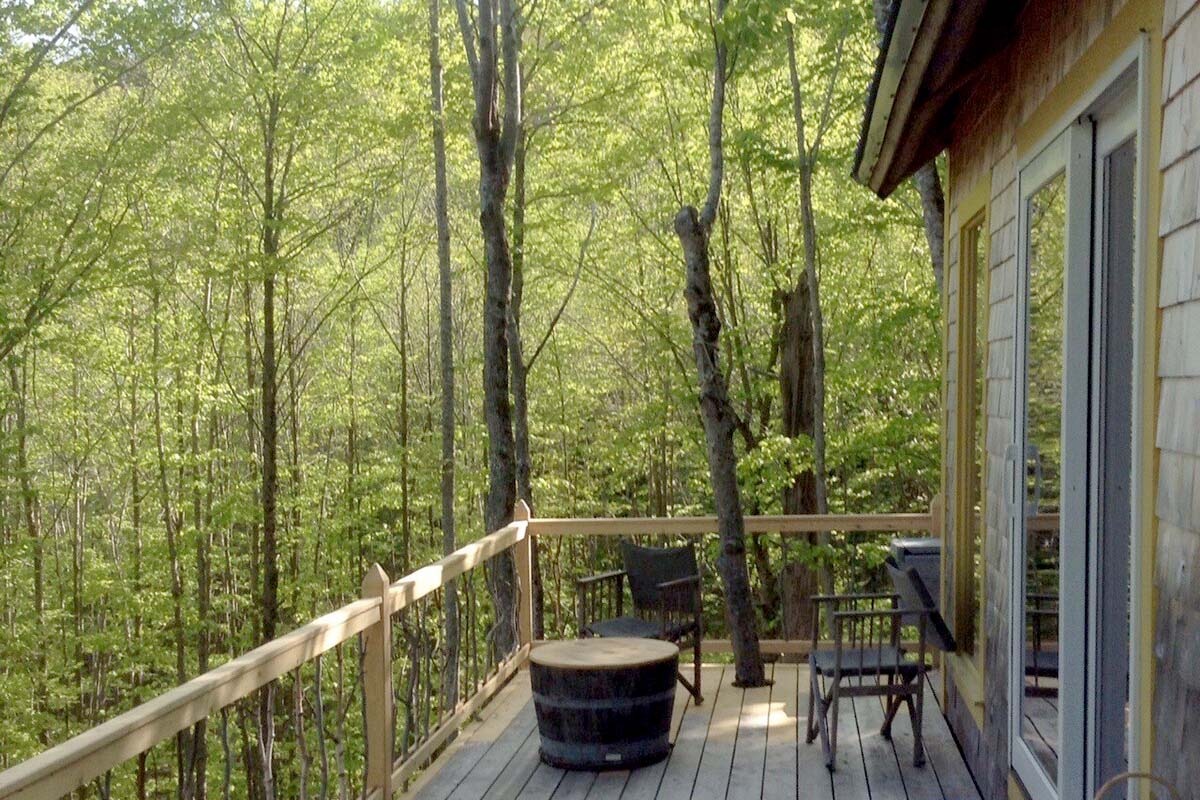 Cabin for rent in Maine, USA