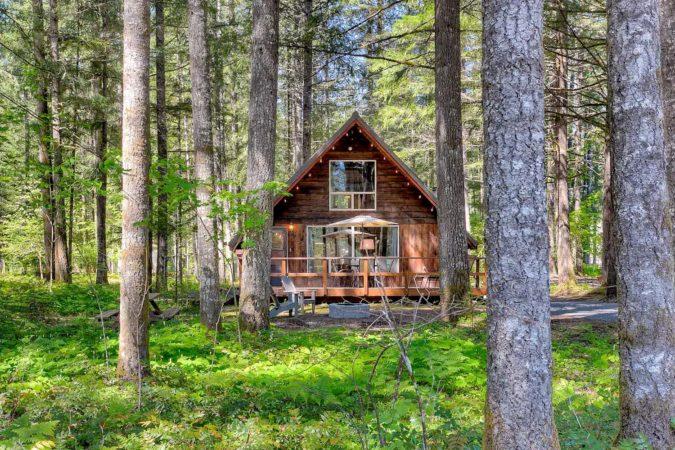 Beautiful Cabin Rental in Washington, USA