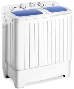 Giantex Portable Mini Twin Tub Washing Machine