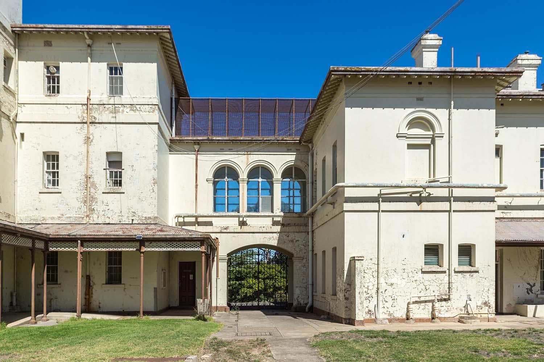Abandoned Aradale Mental Hospital - Ararat Australia