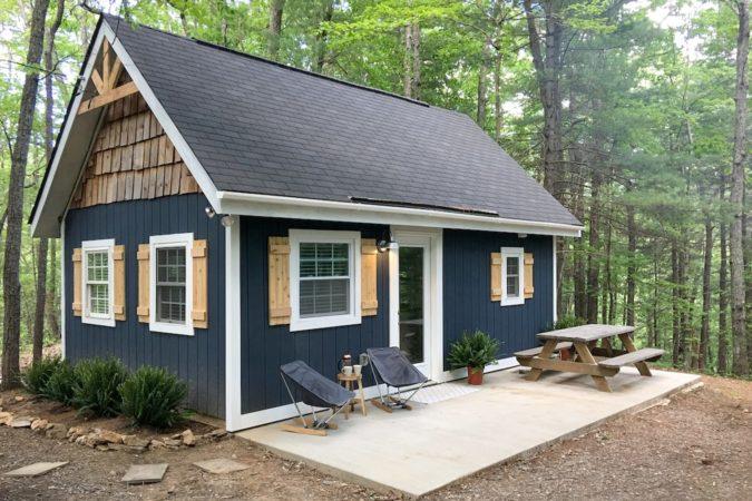 Beautiful Cabin Rental in Virginia, USA