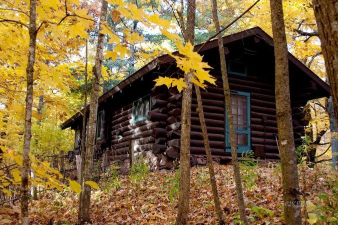Beautiful Cabin in Wisconsin, USA