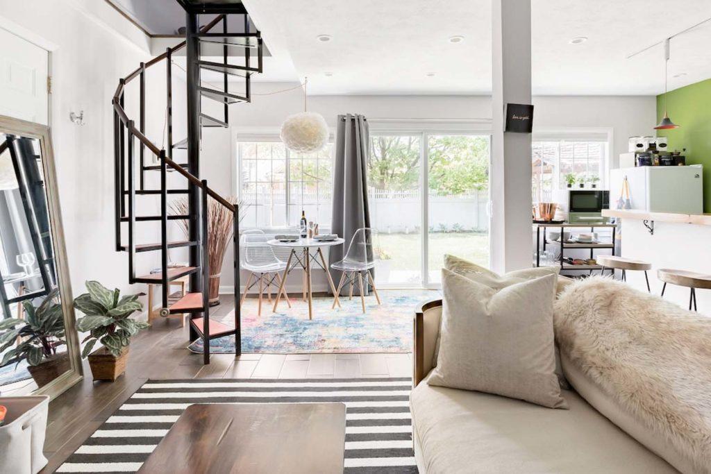 Beautiful Airbnb in Nebraska, USA