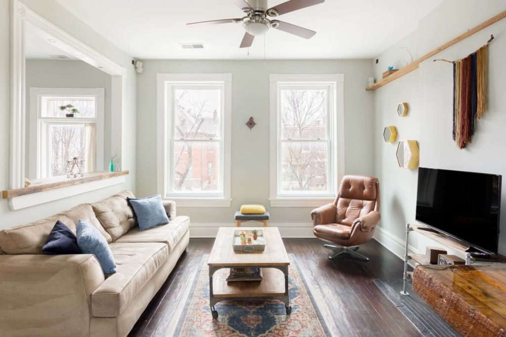 Comfy Airbnb in St. Louis, Missouri, USA