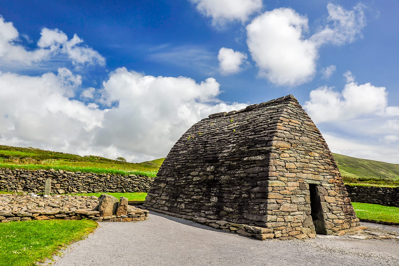 Gallarus Oratory, Dingle Peninsula, County Kerry, Ireland