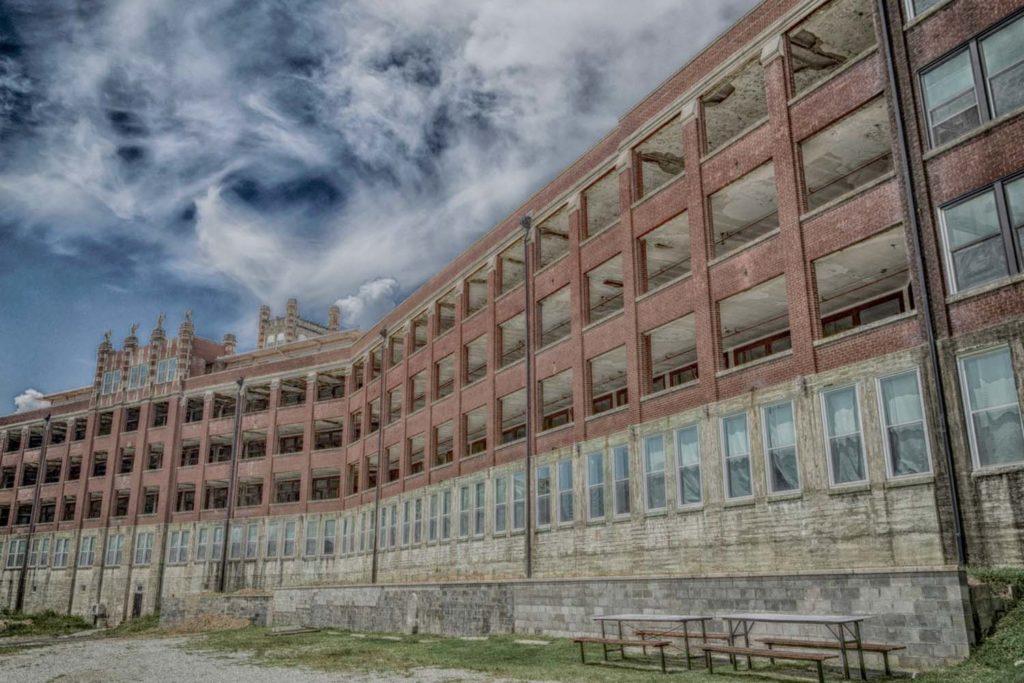Waverly Hills Sanatorium in Louisville, Kentucky, USA